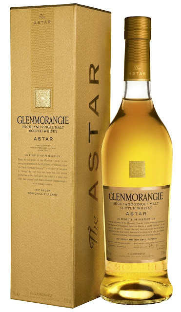 One bottle of Glenmorangie Alstar to be won here!