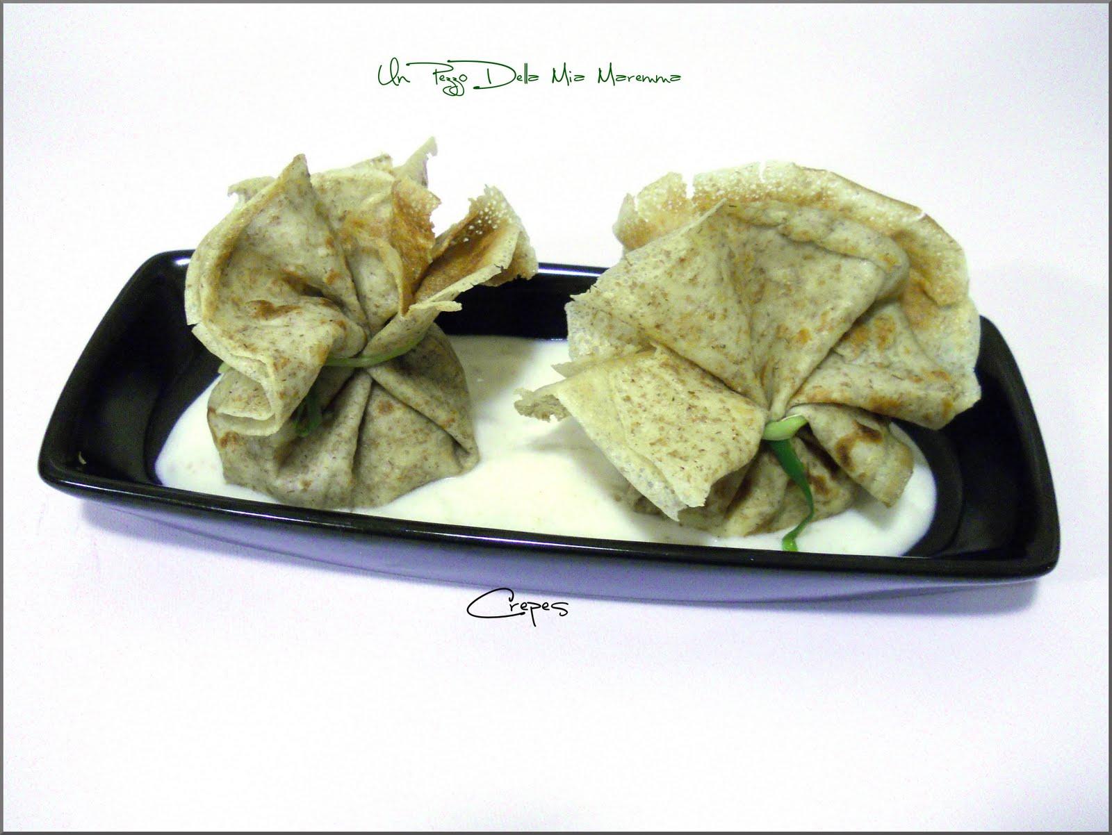 Ricetta crepes 6 pezzi