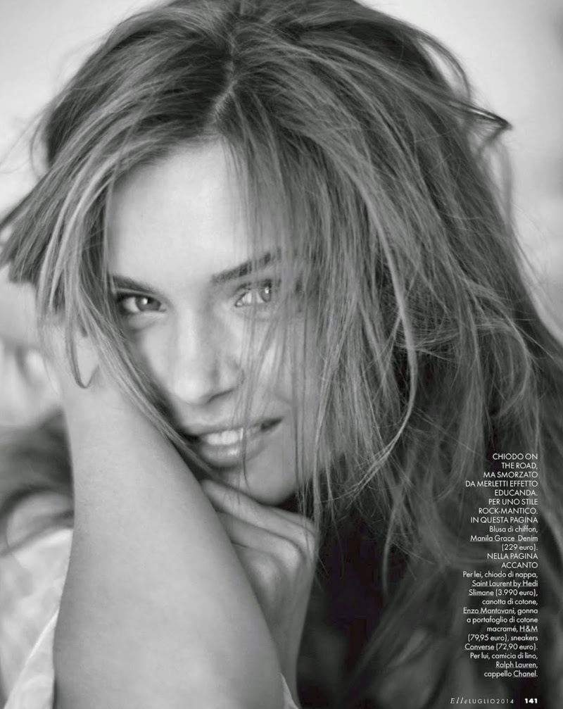 Josephine-Skriver-In-Love-ELLE-Italia-July-2014
