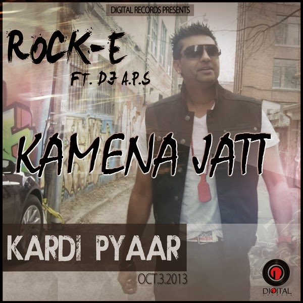 No Need Full Punjabi Mp3 Song Download: Rock-E Kamena Jatt ( Ft.DJ APS ) 2013 Mp3