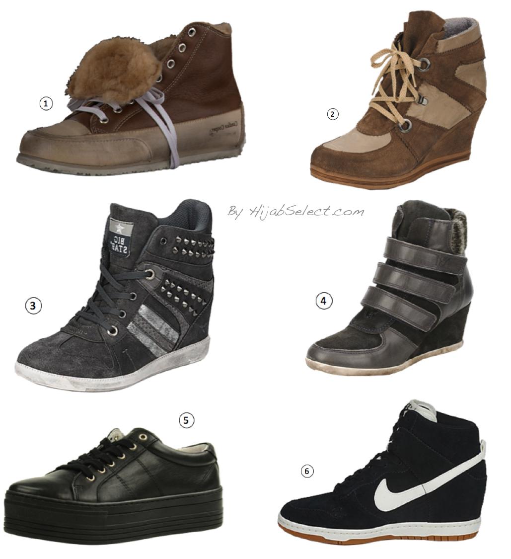 chaussure tendance de l 39 hiver 2014. Black Bedroom Furniture Sets. Home Design Ideas