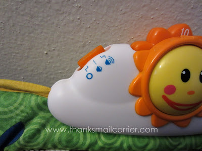 Baby Einstein car mirror