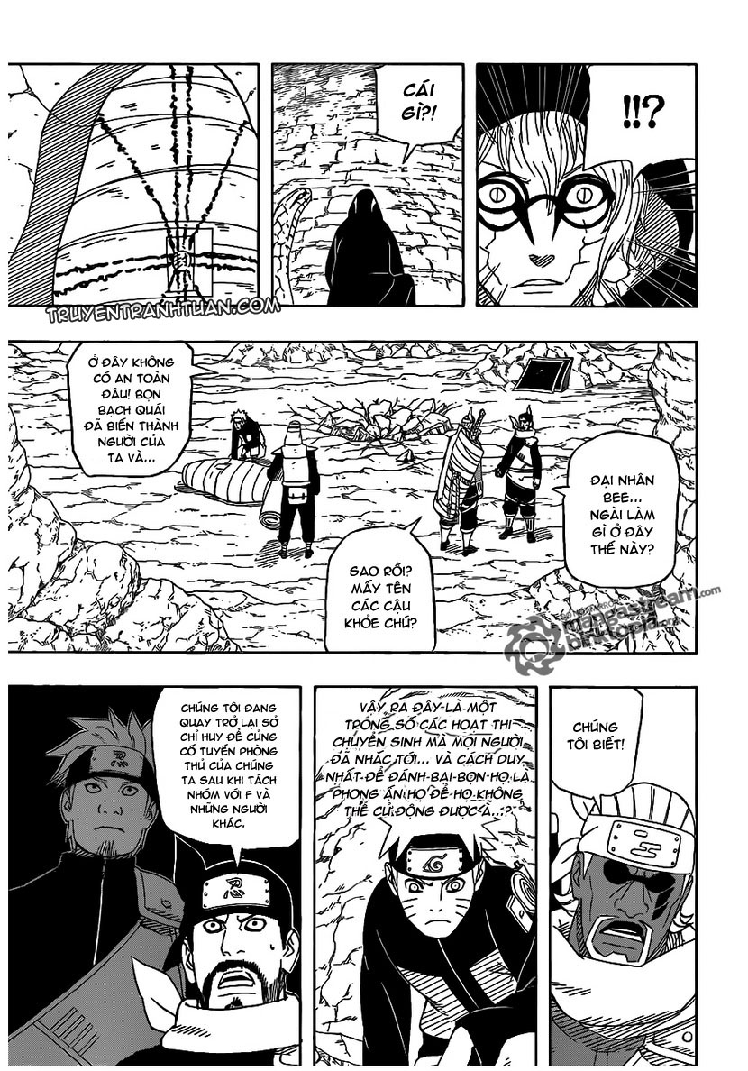Naruto - Chapter 546 - Pic 5