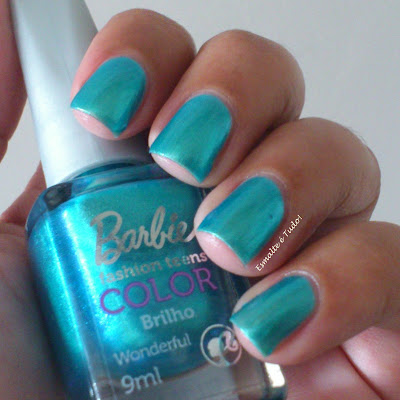barbie color