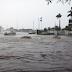 Lluvias causan estragos en la capital Managua