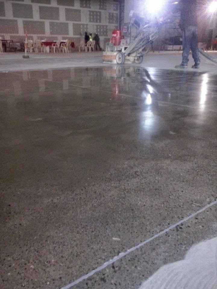 Increte per systems piso de concreto pulido tipo for Piso de concreto pulido