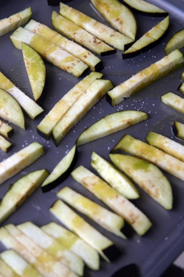 Recipe: Paleo Eggplant Fries — Freckled Italian