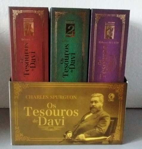 Os Tesouros de Davi - Charles Spurgeon