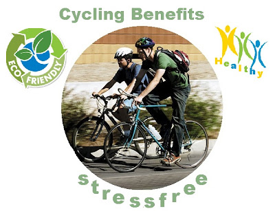 Benefits of Cycling: Eco-friendly, Healthy & Stress-free