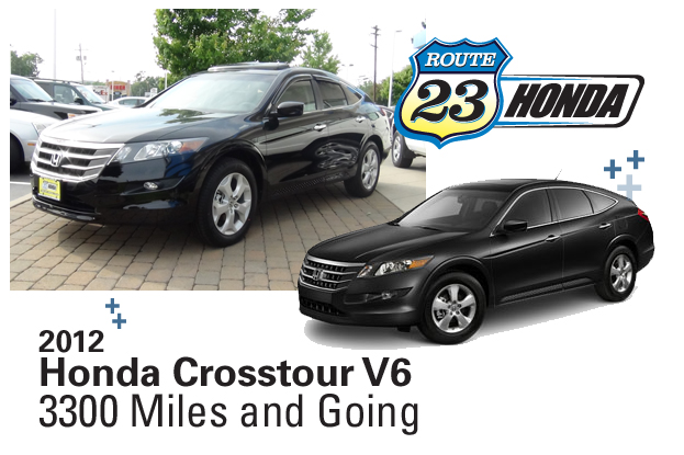 route 23 honda dealer review 2012 honda crosstour v6. Black Bedroom Furniture Sets. Home Design Ideas