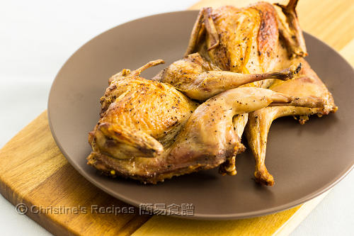 椒鹽鵪鶉 Salt and Pepper Quails02