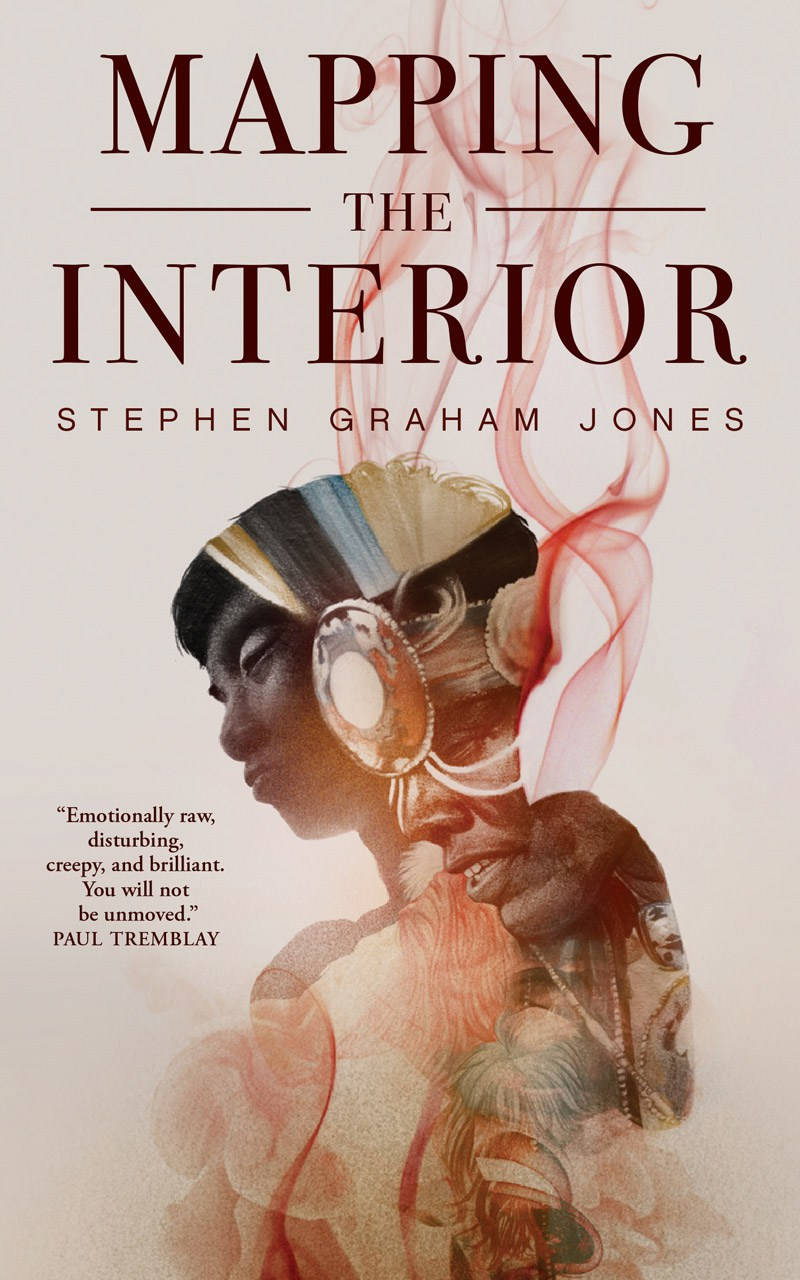 Review  Mapping The Interior By Stephen Graham Jones