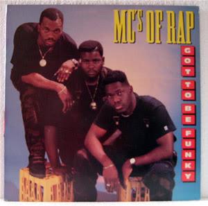MC's Of Rap – Got To Be Funky (1990) (VBR V2)