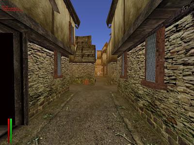 Elder Scrolls Arena Remake Random Town