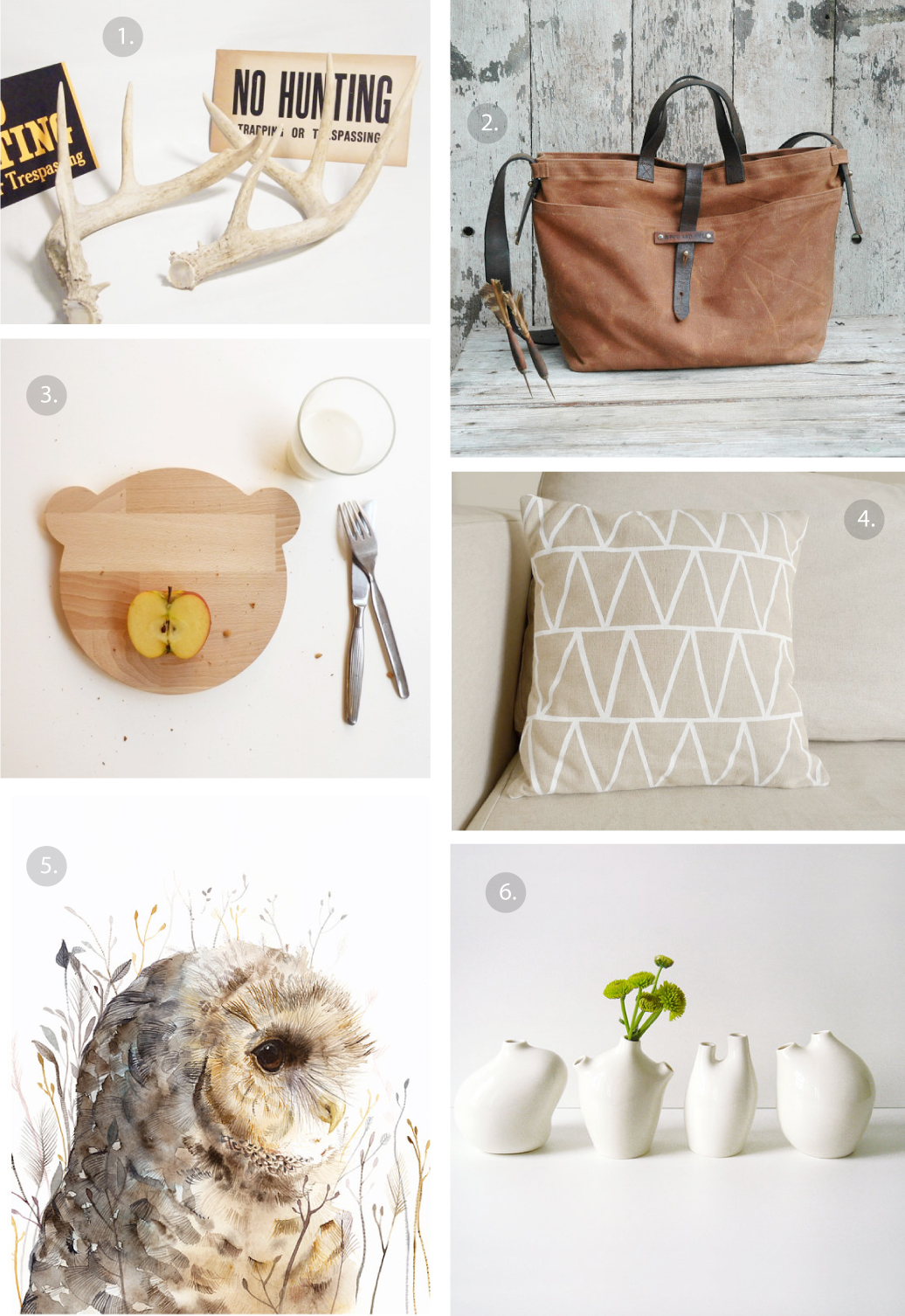 etsy treasury natural