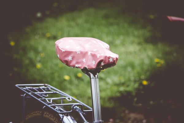 DIY Sattelbezug fürs Fahrrad