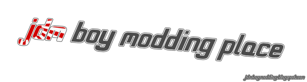 JDM Boy Modding Place