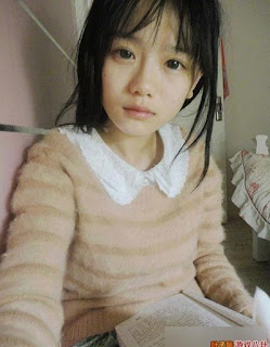 Lori,The Chinese Girl , Baby Girl, a baby face