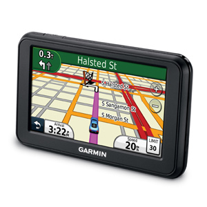 Product Description for Garmin nüvi 40LM 4.3-Inch Portable GPS Navigator with Lifetime Maps