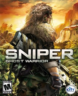 Sniper Ghost Warrior PC Box