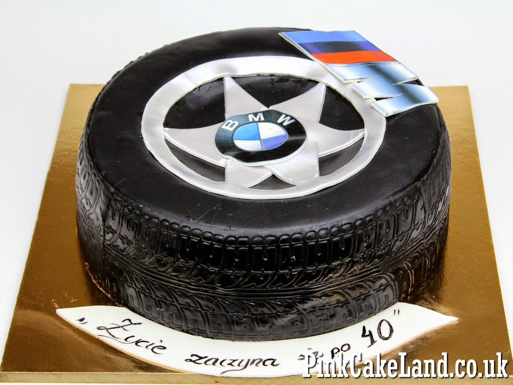 BMW Cakes in London