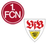 FC Nürnberg - VfB Stuttgart