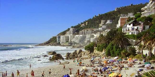 Pantai-pantai bugil di seluruh dunia, salah satunya di bali!
