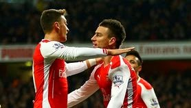 Video Gol Arsenal vs Leicester City 2-1
