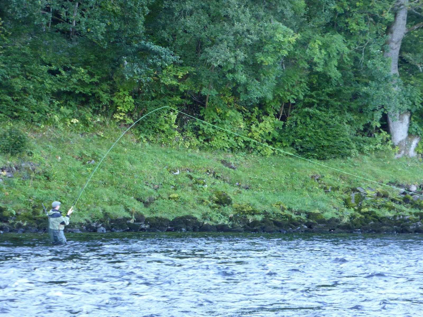 salmon fishing scotland.: salmon fishing scotland autumn fly, Fly Fishing Bait