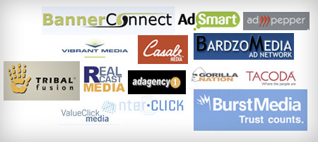 20 high paying CPM ad Networks