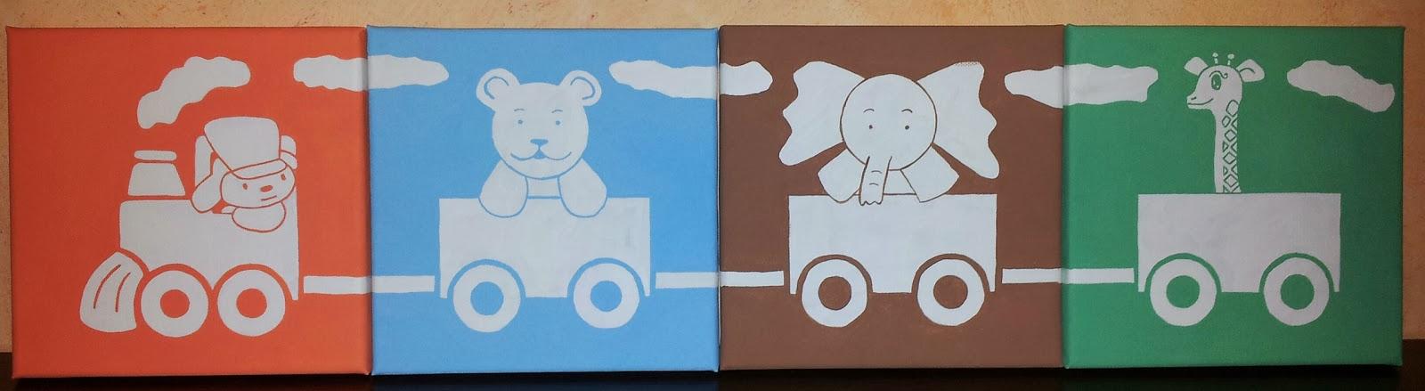 M a n u a l i d a d e s p t conjunto de cuadros para la - Cuadros para habitacion de bebe ...