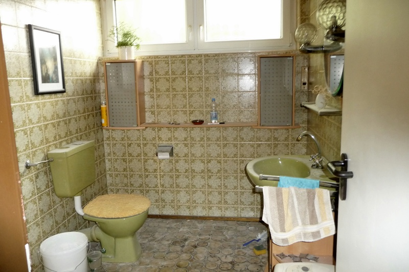 chestha | badezimmer idee grün, Hause ideen