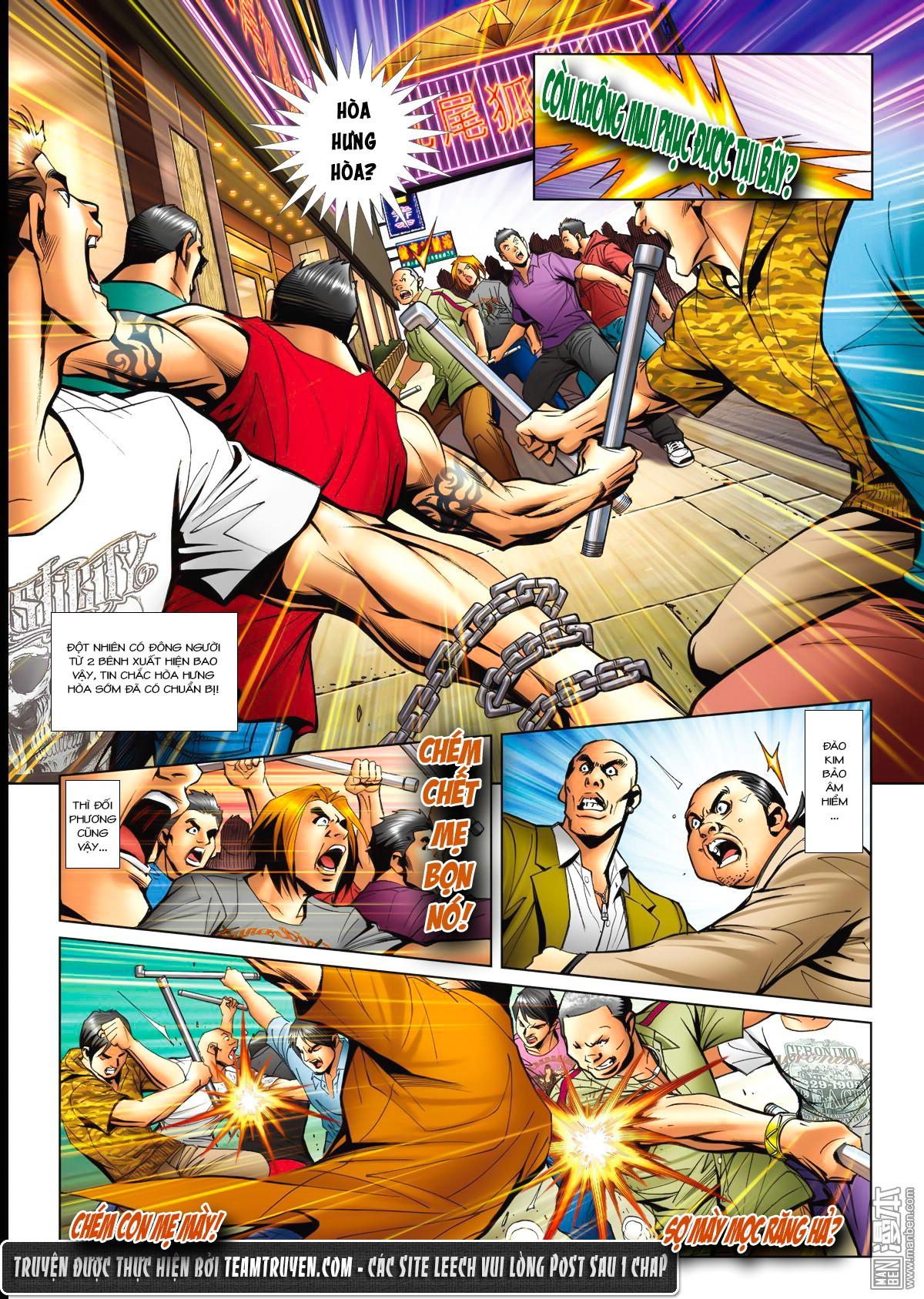 Người Trong Giang Hồ Chap 1528 - Next Chap 1529