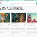 Mintify Blogger Template Free Download