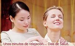 masaje relajante Madrid