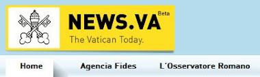 Ingresa aquí para leer las noticias oficiales del Vaticano.