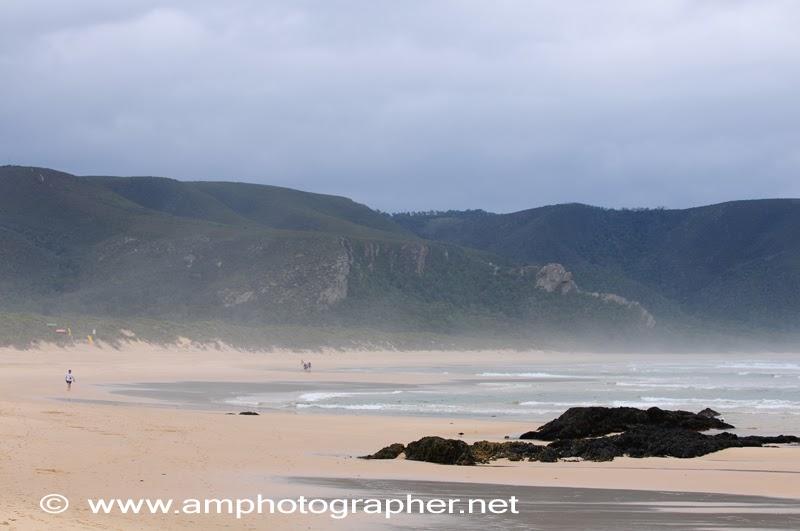 Spiaggia sudafricana