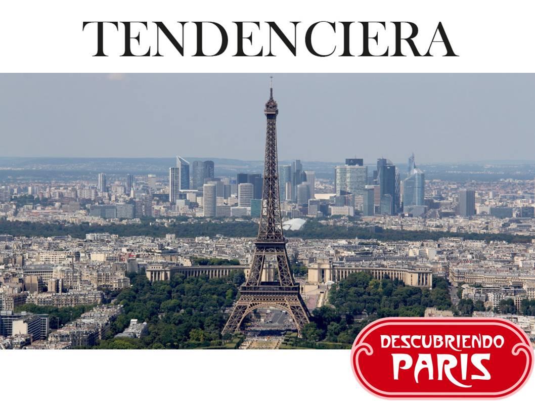 Viajamos juntas a París