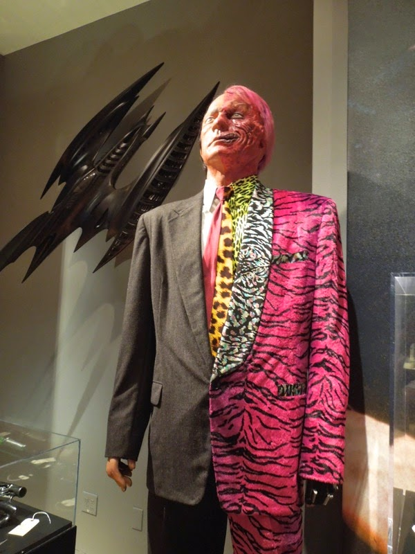 Two-Face Batman Forever movie costume