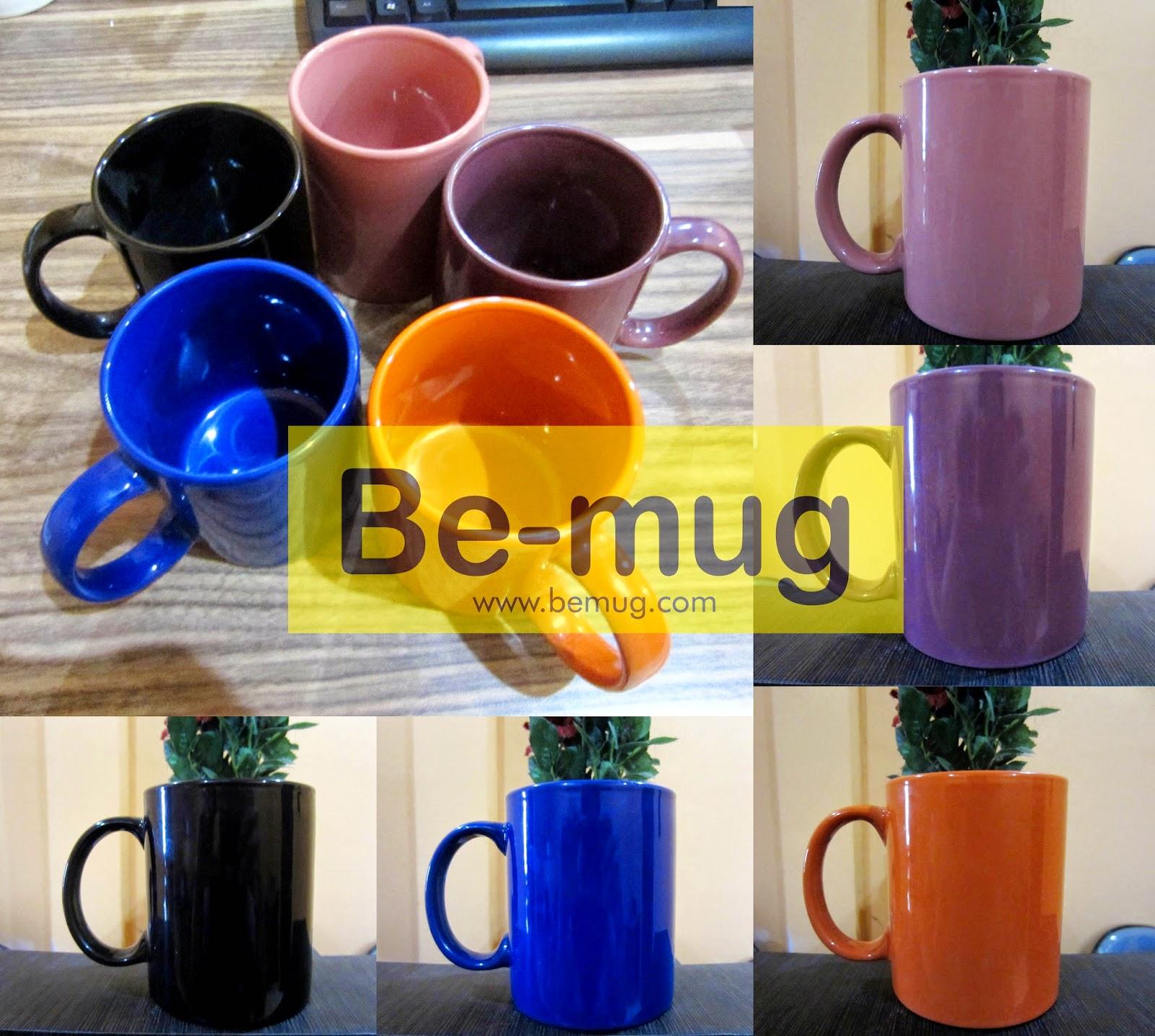 Mug Warna Blok