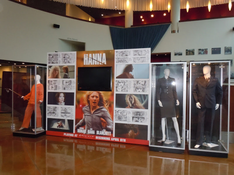 Original Hanna movie costumes