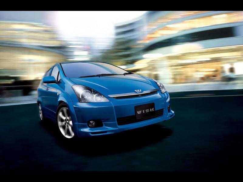 Ходовка и тормоза (будут минусы :) ) - Toyota Wish