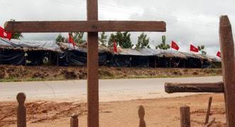 Brasil - CPT: 23 TRABALHADORES RURAIS ASSASSINADOS ATÉ SETEMBRO