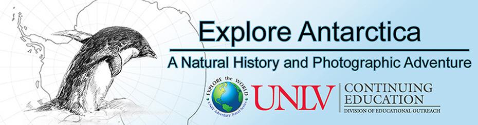 UNLV - Explore Antarctica