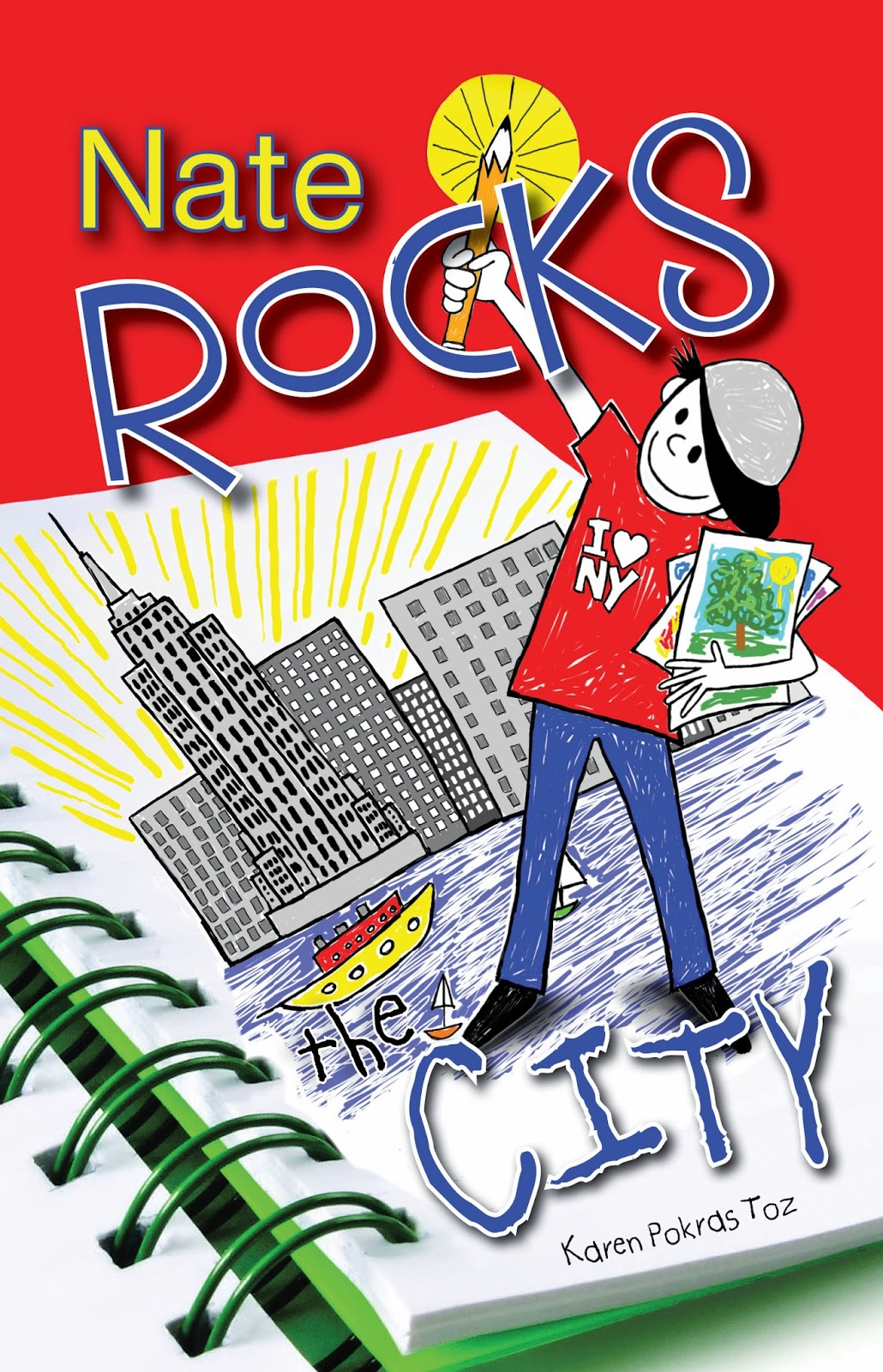 Nate Rocks the City cover image