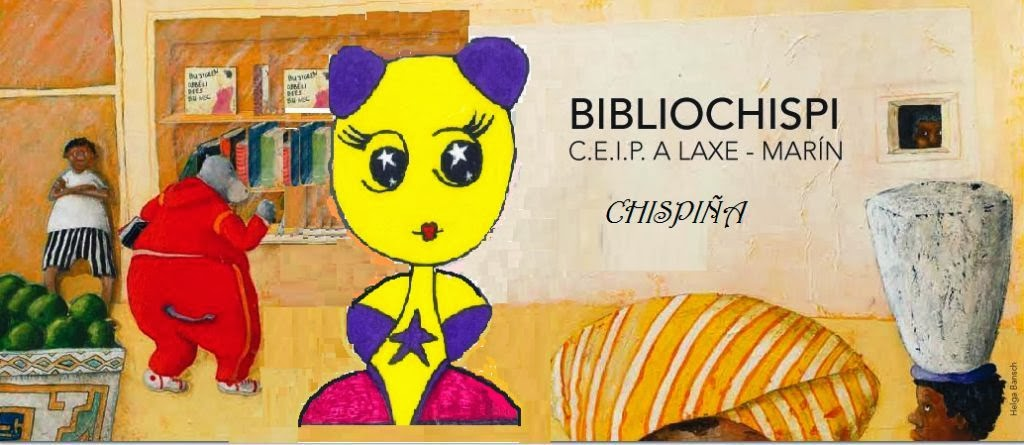 BIBLIOCHISPI / C.E.I.P. A LAXE - MARÍN