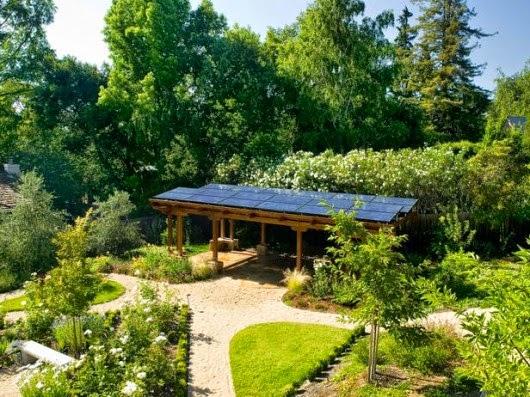 solar power garden lights are an innovative way to lighten up