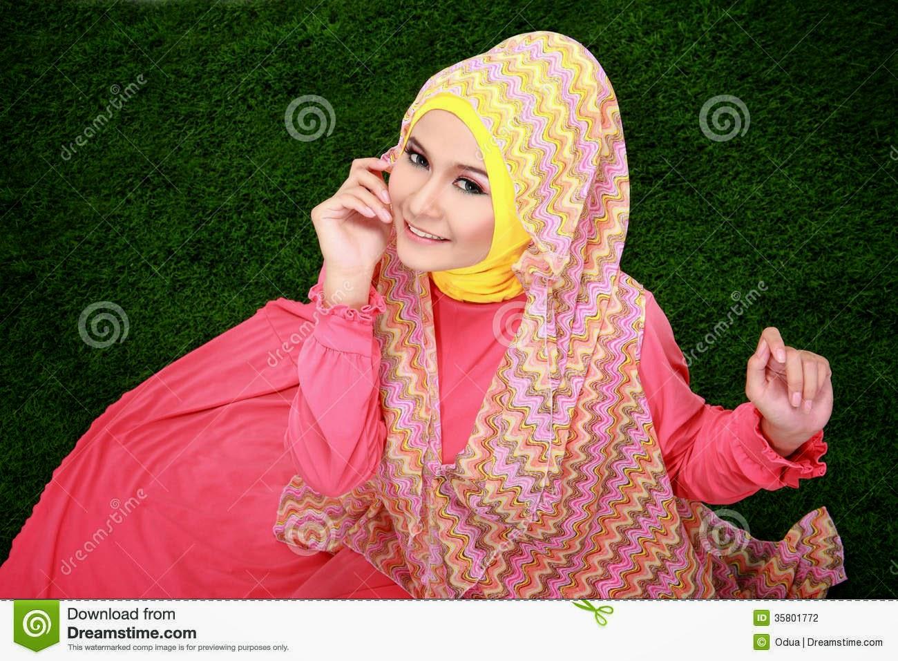 Wearing Hijab