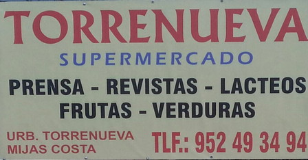 Supermercado Torrenueva