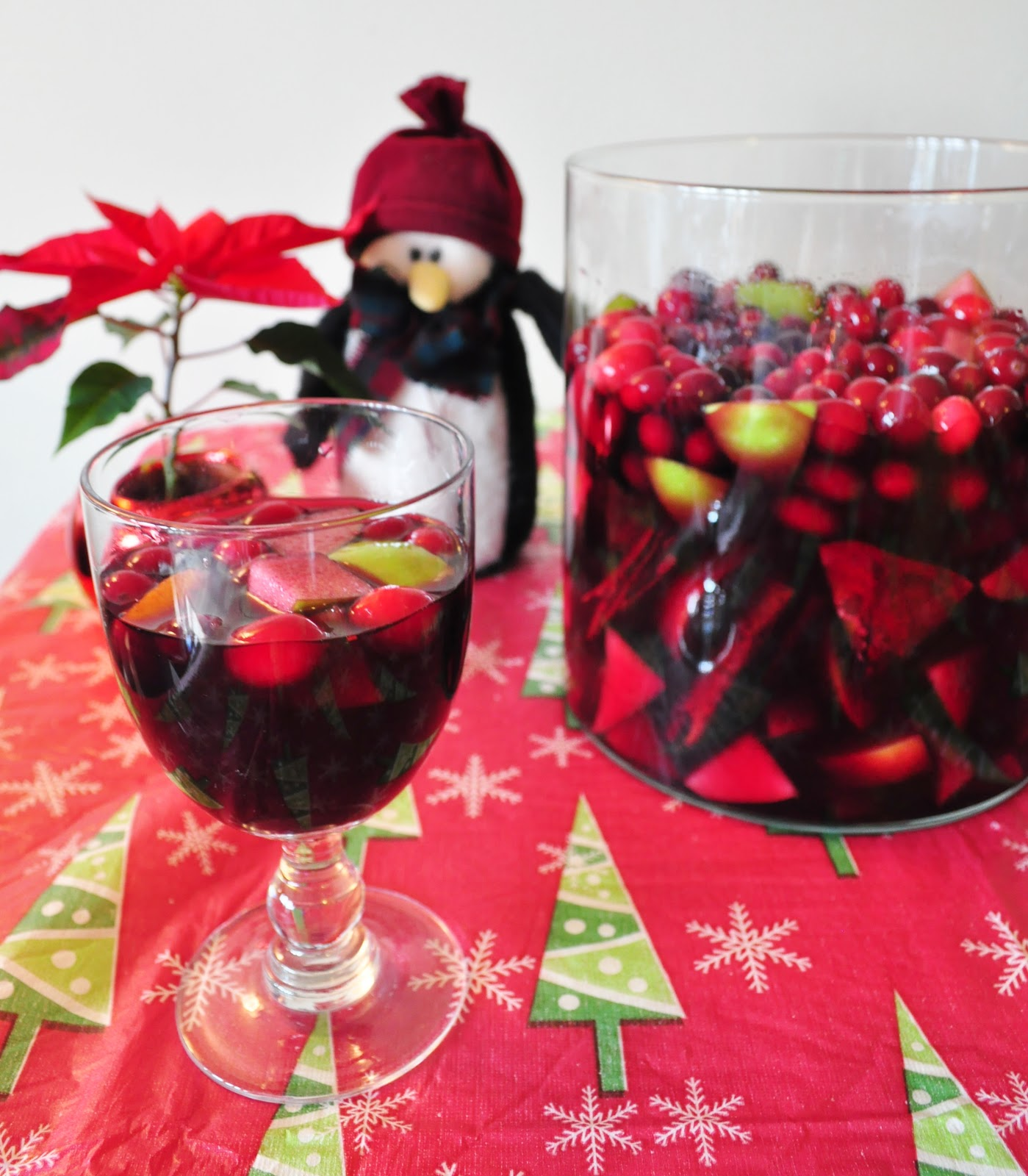 ... one of those drinks holiday sangria 1 2 simple cooking holiday sangria